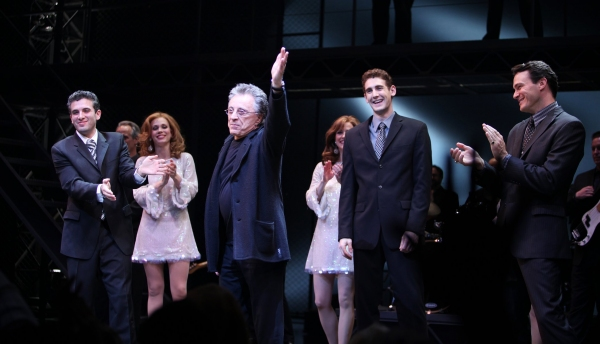 Photo Coverage: JERSEY BOYS Receives a Mayoral Proclamation