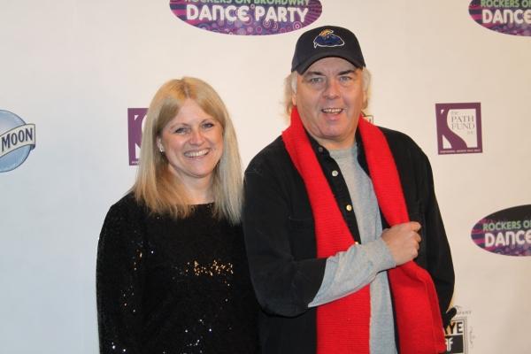 Sandy Hicks and Gene Cornish