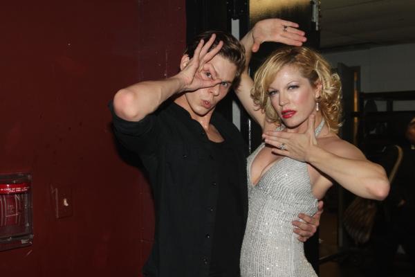 Alex Nordin and Felicia Finley Photo