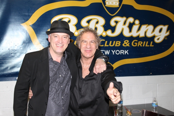 Donnie Kehr and Jay Leslie at Rockers on Broadway 2010