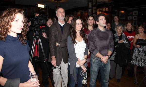 Sara Schmidt, Jarrod Spector & Fans