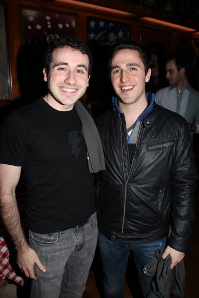 Russell Fischer & Taylor Sternberg