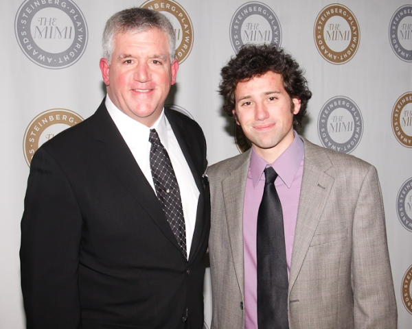Gregory Jbara and Hazen Cuyler