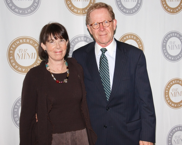 Photo Coverage: Davis, Olivo et al. Honor Nottage with Steinberg Playwright Prize