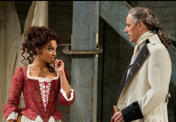 Photo Flash: COSI FAN TUTTE Opens at the Met
