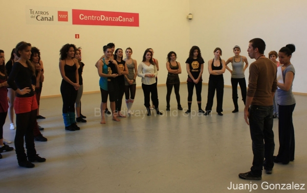 Photo Flash: Comienzan las audiciones para El Rey León