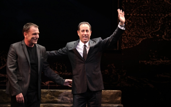 Photo Coverage: LONG STORY SHORT Opens on Broadway