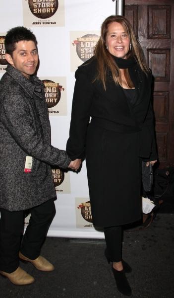 Lorraine Bracco & guest