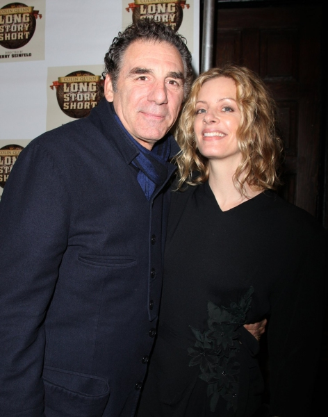 Michael Richards and his fiance Beth Skipp