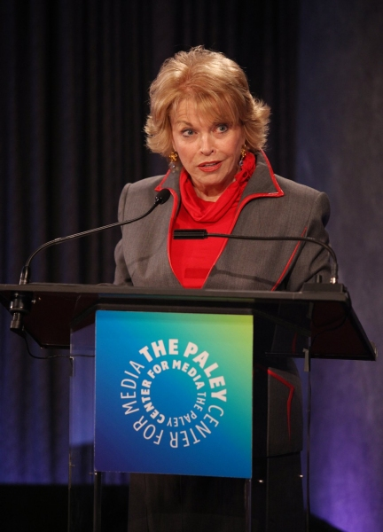 Pat Mitchell. President & CEO, The Paley Center for Media  Photo