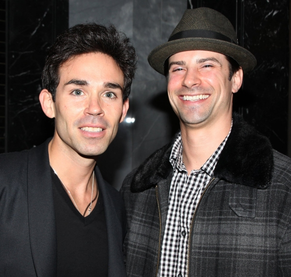 Dominic Scaglione Jr. & Dominic Nolfi