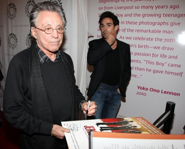Photo Coverage: JERSEY BOYS Q & A at the Paley Center