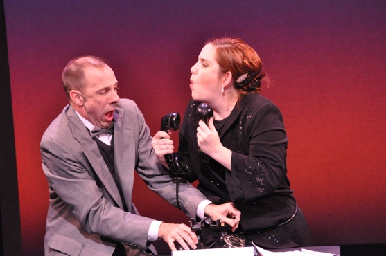 Patrick Richwood and Donna Lynne Champlin Photo