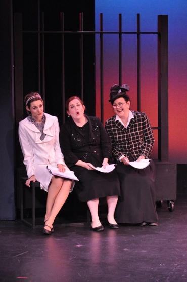 Jill Paice, Donna Lynne Champlin and Becky Barta Photo