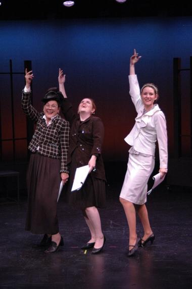 Becky Barta, Donna Lynne Champlin and Jill Paice Photo
