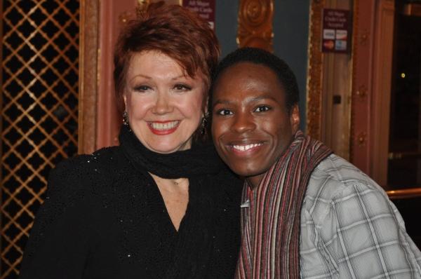 Photo Flash: Donna McKechnie Visits A CHORUS LINE Nat'l Tour