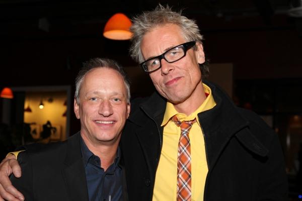 Devin Keudell & Julian Webber  Photo