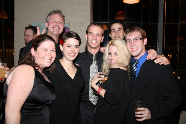 Joyce Davidson, Todd Montgomery, Jill Valentine, Andrew Martin, Greg Livoti, Natasha Hebert & Jimmy Wilson