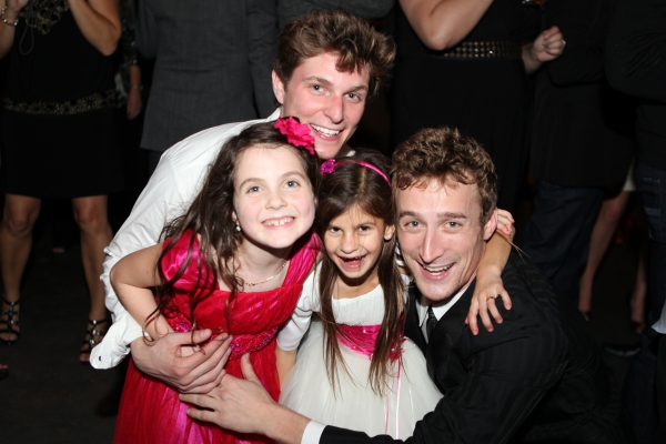 Photo Coverage: BILLY ELLIOT Kicks-Off Tour With Celebration Party!
