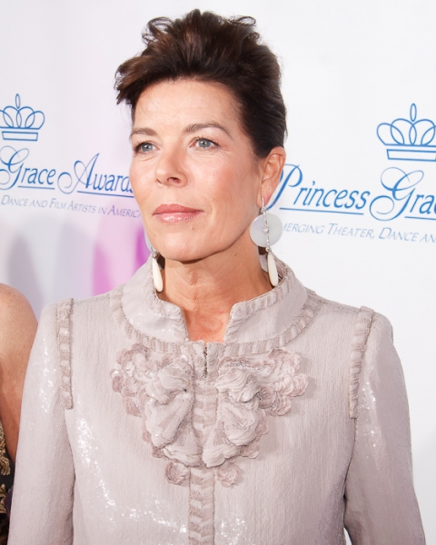 Photo Coverage: Princess Grace Awards Honors Washington, Shapiro et al.