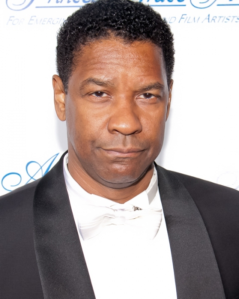 Denzel Washington at Princess Grace Awards Honors Washington, Shapiro et al.