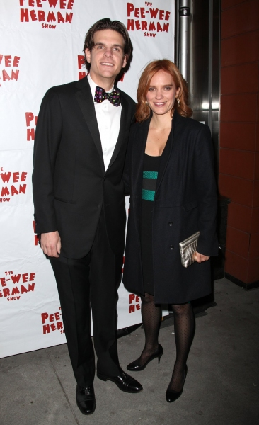 Photo Coverage: THE PEE-WEE HERMAN SHOW Red Carpet
