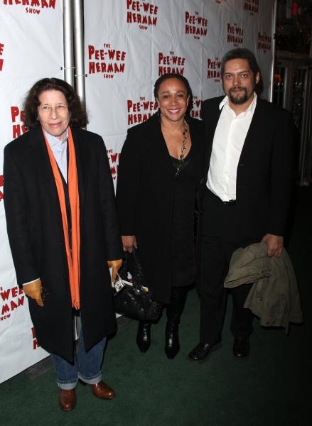 Fran Lebowitz & S. Epatha Merkerson & Guest Photo