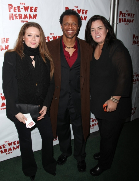 Natasha Lyonne, Phil LaMarr and Rosie O'Donnell