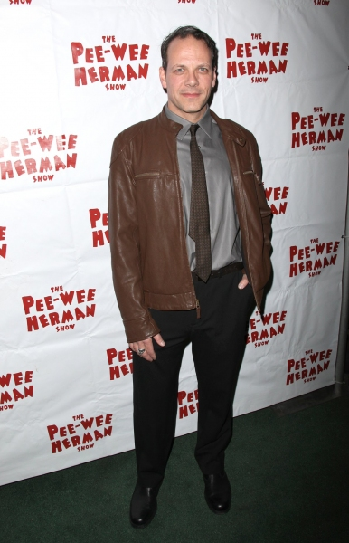 Adam Pagdon at THE PEE-WEE HERMAN SHOW After Party!