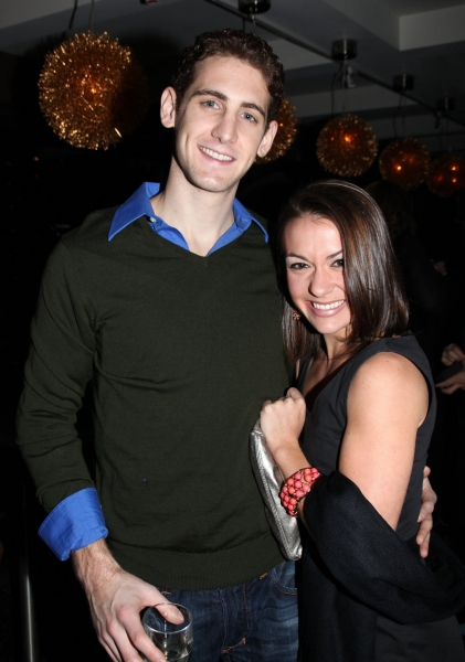 Ryan Jesse & girlfriend Stefanie O'Connell