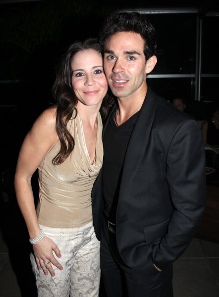 Dominic Scaglione Jr. & Sara Schmidt