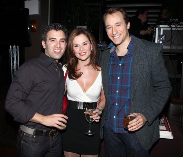 Jarrod Spector & Katie O'Toole, John Hickman