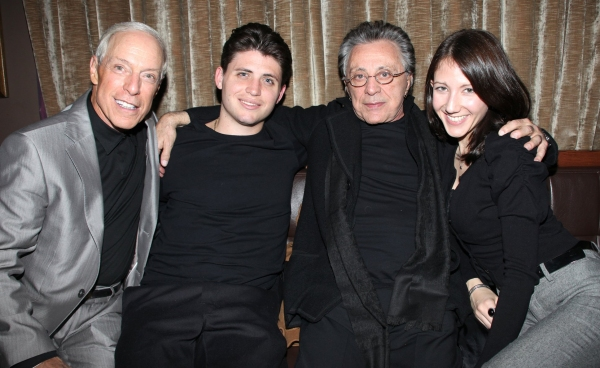 Guest, Francesco Valli, Frankie Valli & Girlfriend