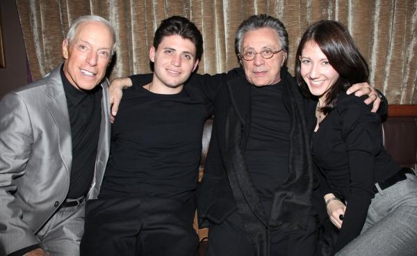Guest, Francesco Valli, Frankie Valli & Girlfriend