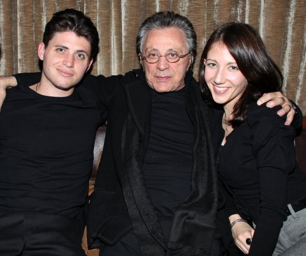 Francesco Valli, Frankie Valli & Girlfriend