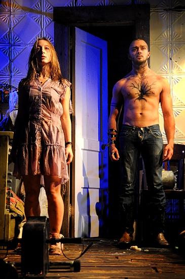 Mandy Nicole Moore & James Kautz