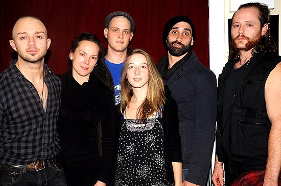 James Kautz, Sarah Lemp, Nick Lawson, Mandy Nicole Moore, Matthew Pilieci & William A Photo