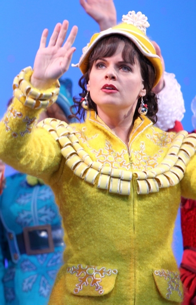 Photo Coverage: ELF on Broadway Opening Night Curtain Call