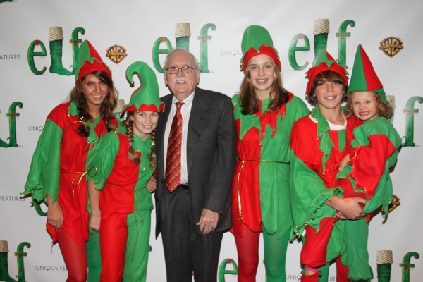 Photo Coverage: ELF Opening Night Party