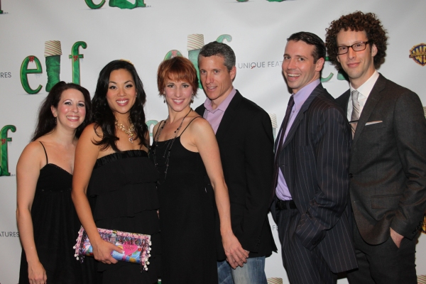 Kirsten Wyatt, Emily Hsu, Lisa Gajda, Guest, Matt Loehr and Noah Weisberg
