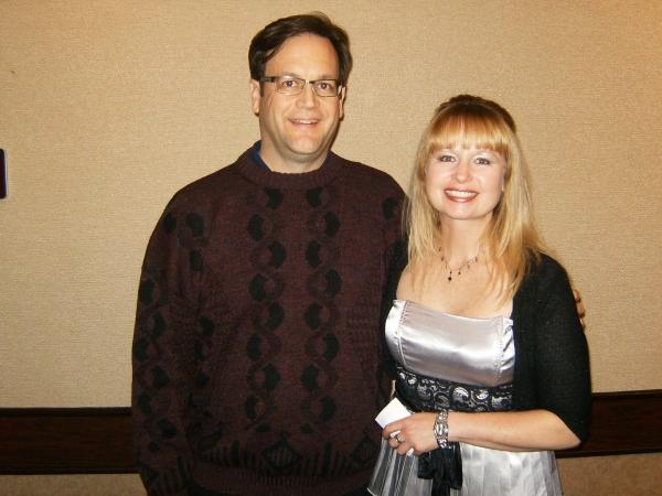 Chuck Gessert and Patty Bird