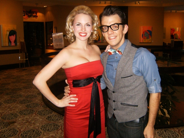Jenny Guse and Robert Deason