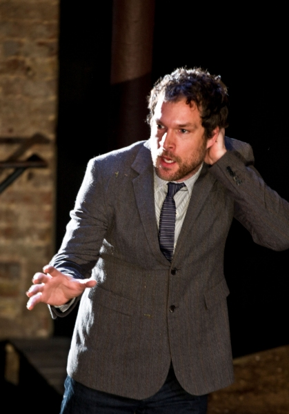 Photo Flash: Almeida Theater Presents THE MASTER BUILDER