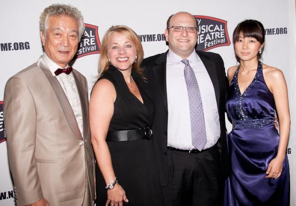 Shin Fung Yill, Sharon Fallon, Isaac Robert Hurwitz, and Yoon Ji Kim