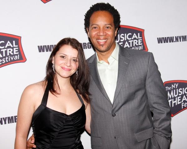 Rachel Stern and Bobby Daye