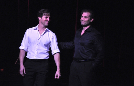 Photo Coverage: Block, Kudisch and More Sing for BROADWAY UNPLUGGED