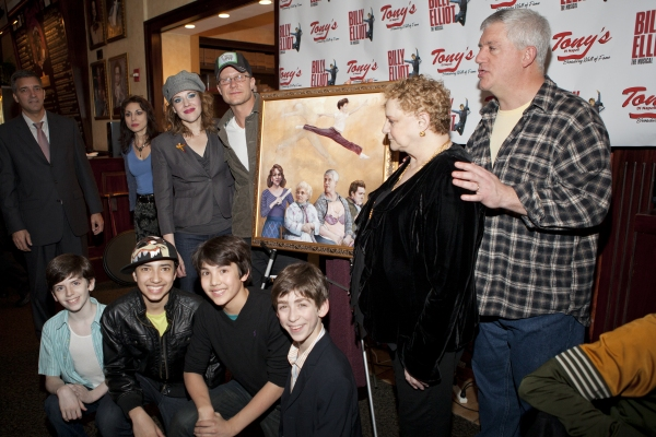Emily Skiiner, Will Chase, Carole Shelley, Gregory Jbara, Peter Mazurowski, Dayton Tavares, Alex Ko and Jacob Clemente