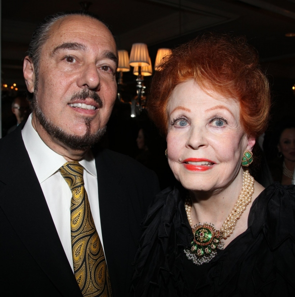 Marc Rosen & Arlene Dahl