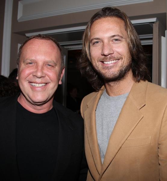 Michael Kors & partner Lance Le Pere