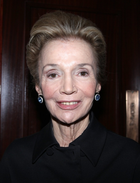 Lee Radziwill  at  Joan Collins Celebrates Feinstein's Opening